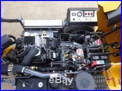 17 Walker Mower MT25i with 48 GHS Deck