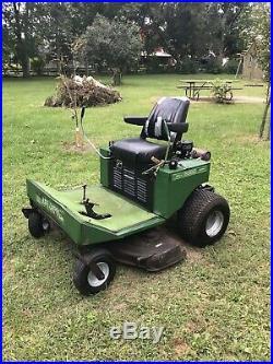 1985 Dixie Chopper Sidewinder 5020 Zero turn lawn mower 50 deck Kohler 20hp