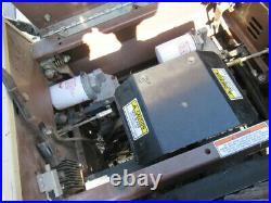 1994 Grasshopper 721D Kubota 3-Cylinder Diesel Zero Turn Mower with 61 9561 Deck