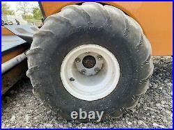 1996 Woods 6200 Mow'n Machine Zero Turn Mower, 61 Deck, 20 HP Gas, 601 Hours