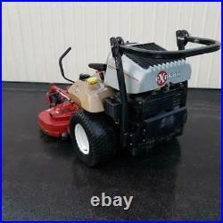 1 OWNER Kubota Diesel 60 Exmark Lazer Z Rider Zero Turn Commercial Lawn Mower