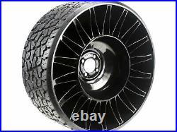 (1) Tweel Turf Tire Assembly by Michelin X 18x8.50-10 Fits Zero Turn Mowers