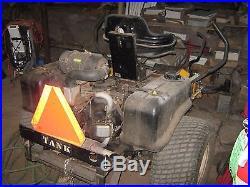2002 Cub Cadet Commercial Tank M72 Zero Turn Riding Mower 28hp