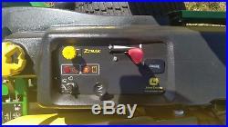 2004 John Deere 757 Z-Trak 60 Commercial Zero Turn Lawn Mower Tractor ZT Hydro