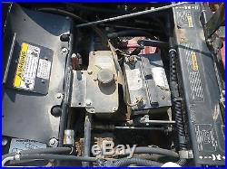 2005 EXMARK LAZER Z 28HP EFI LZ28KC724 Ultracut 6' 72 Deck Zero Turn Mower Toro