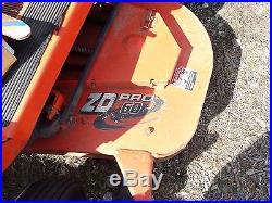 2005 Kubota Zd28f Mower 61714