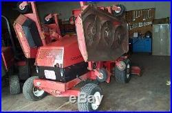 2005 Toro 580-D GroundsMaster Mower 16' cut diesel WAM
