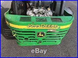 2006 John Deere 777 Commercial Zero Turn Mower 72 Deck 27hp Susp Seat H-155193