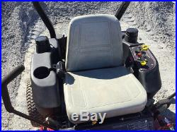 2006 Toro Z Master Professional 7000 Zero Turn Mower with 52 Deck Only 500 Hours
