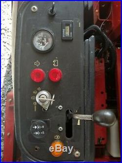 2007 Ferris IS4500Z 72 deck 28 hp Cateroillar diesel used mower ZT 1042 hours