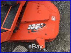 2007 Kubota ZD28 Diesel 72 Zero Turn Mower Only 2300 Hours