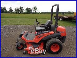 2007 Kubota ZD326 Zero Turn Mower, 60 Hyd Deck, Mulching Kit, 715 hours