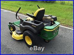 2008 John Deere ZTrak Z445 48 Zero Turn Riding Lawn Mower in Mississippi