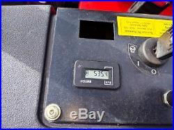 2008 Snapper Pro S200 Zero Turn Mower 61 Deck 27hp Kohler 536 Hours Commercial