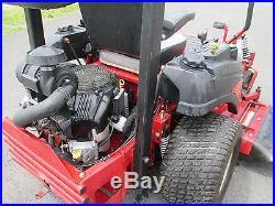 2009 Ferris IS3100z 61 deck 32 HP Briggs used zeroturn 600 hrs