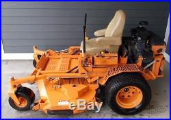 2009 Scag Turf Tiger 61 Deck Commercial Zero Turn Lawn Mower Na# 143863