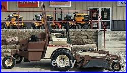 2010 Grasshopper 729 T6 Zero Turn Mower 61 Deck Only 145 Hours! Athens, O