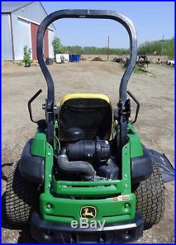 2010 John Deere Z930A Z-Trak Zero Turn Mower 60 Iron Deck 29Hp Kawasaki Engine