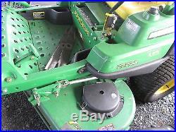 2011 John Deere Z720A Zero Turn Mower 25 HP Kohler 60 deck used only 122 hours