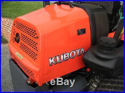 2011 Kubota ZD331, diesel, 543 hrs. 72 deck, zero turn mower