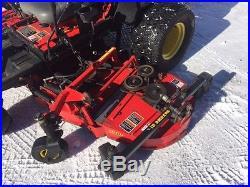 2011 Lastec 3300 Articulator Kubota Diesel Wide Area Mower