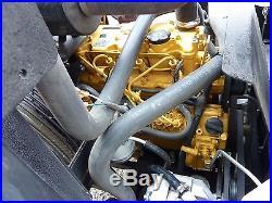 2012 Dixie Chopper 3674D Diesel Zero Turn Mower 315 Hours