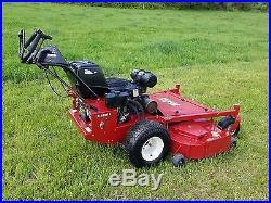 2012 Exmark 60 Turf Tracer Commercial Hydro Zero Turn Lawn Mower Kohler Engine
