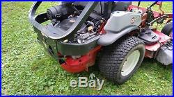2012 Exmark 60 zero turn mower / X-Series / ONLY 180 hours
