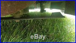 2012 Exmark 72 Lazer Z Commercial Hydro Zero Turn Lawn Mower Kawasaki Engine