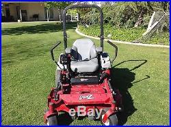 2012 Exmark Lazer Z. Zero Turn. S Series 48 mower