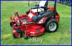 2012 Ferris IS3100Z zero turn mower 61 / Liquid Cooled engine / Only 600 hours
