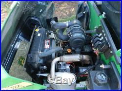 2012 John Deere 997 Diesel Zero Turn 72 Mower, 222 Hours, Extra Blades & Book