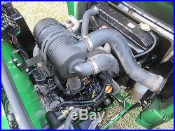 2012 John Deere 997 Z-Track 72 Rotary Mower Zero Turn Yanmar 31 hp. Diesel