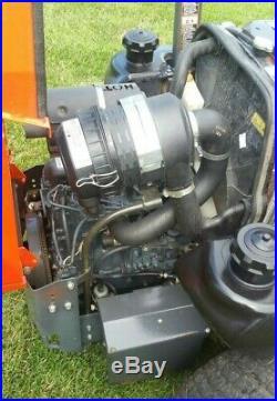 2012 Kubota ZD-331 Diesel Zero Turn Mower