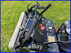 2013 Exmark 52 Vantage Stand On with ECS Controls Commercial Hydro Zero Turn Mower