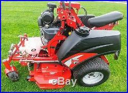 2013 Ferris Evolution Commercial Zero Turn Lawn Mower 48 Kawasaki 238 Hrs