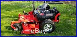 2013 Gravely 60 zero turn mower PRO TURN 460