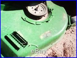 2013 John Deere 997 Commercial Diesel ZTR Mulch Zero Turn 72 Deck Low Hours