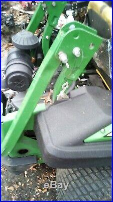 2013 John Deere Z930M Commercial 60 7 Guage Steel Deck Zero Turn ZTR Late Model