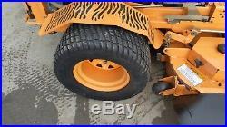 2013 Scag 61 Turf Tiger Commercial Zero Turn Lawn Mower Rider with29HP EFI Kohler