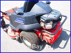 2013 Simplicity ZT1500 zeroturn 46 cut deck 22 HP Briggs used mower
