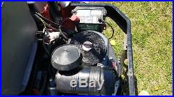 2014 Exmark 60 Lazer Z Commercial Hydro Zero Turn Lawn Mower Kawasaki Engine