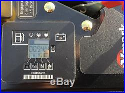 2014 Exmark Lazer Z E-series 60 Inch Zero Turn Mower Only 94 Hours