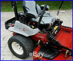 2014 Exmark Lazer Z S Series Zero Turn Lawn Mower 60 Deck Tractor AWESOME LOOK