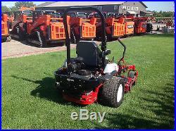 2014 Exmark Lazer Z X Series 60 Zero Turn Mower Used