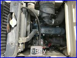 2014 Grasshopper 729T6, 61 Manual Fold Deck, Kubota Gas Engine, Free Shipping