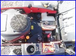 2014 Gravely ZT42 zeroturn 42 deck 21.5 HP Kawasaki used mower