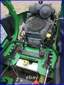 2014 John Deere Z925M EFI 54 Zero Turn Mower With Tweel Wheels and 1443 Hours