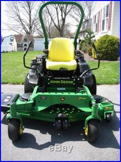 2014 John Deere Z930R, ONLY 240 hrs. 60 deck, zero turn mower