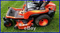 2014 Kubota zero turn mower 48 ZG222 / Only 75 hours